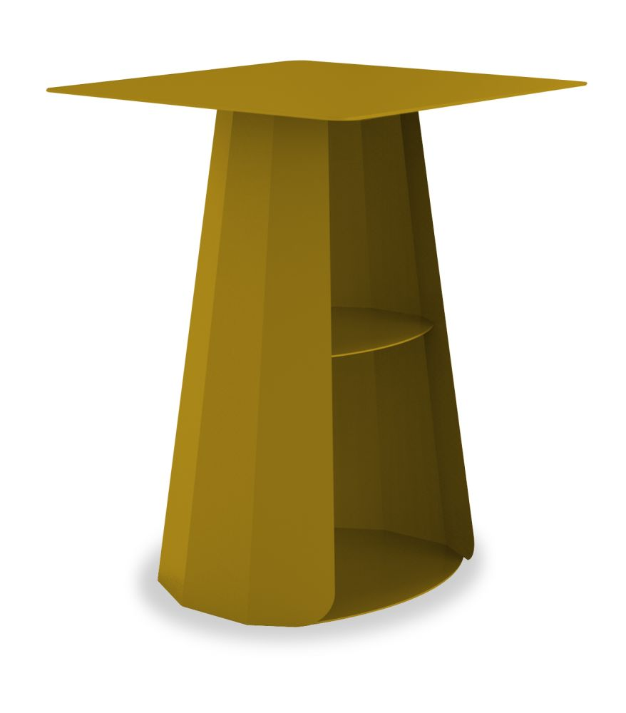 coffee table,furniture,stool,table,yellow
