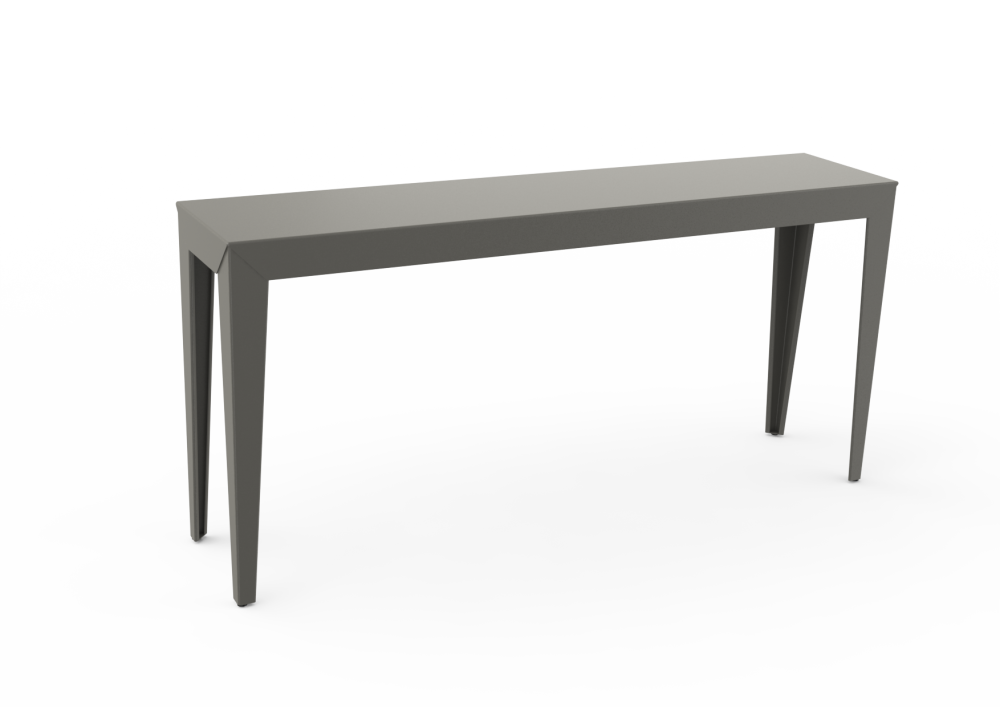 White - 01 RAL 9016, Yes, Straight Legs,Matière Grise,Console Tables,desk,end table,furniture,outdoor table,rectangle,sofa tables,table