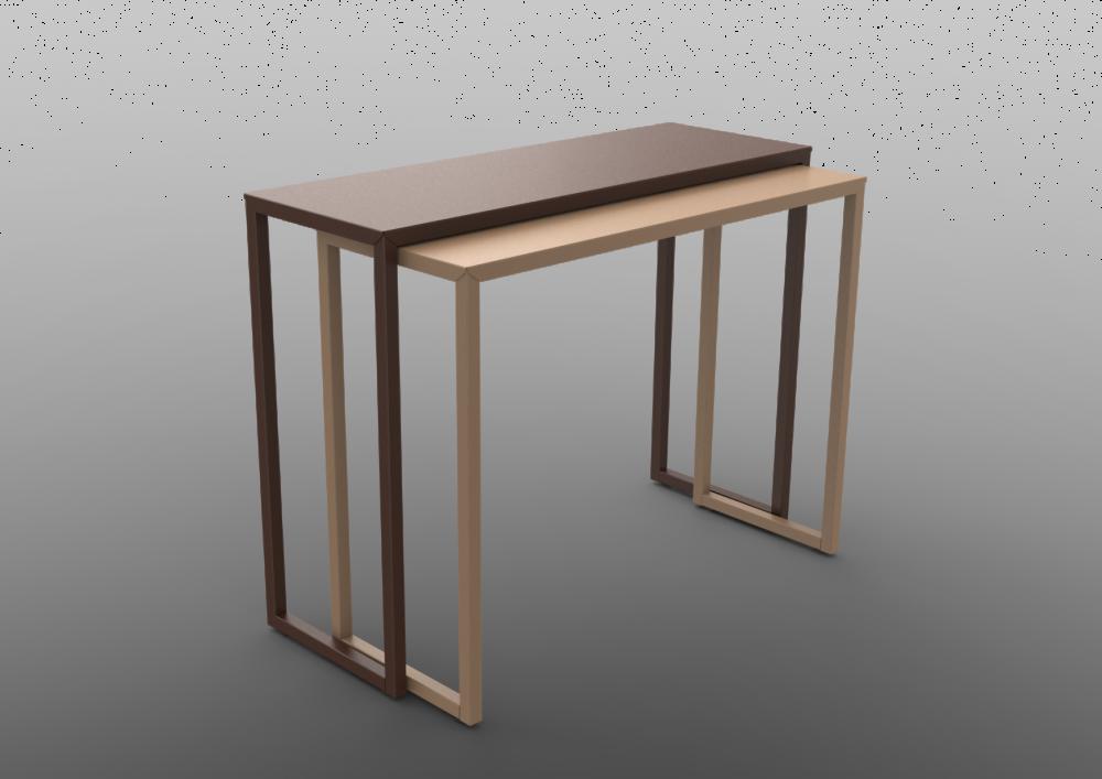 Briz Console Table by Matière Grise