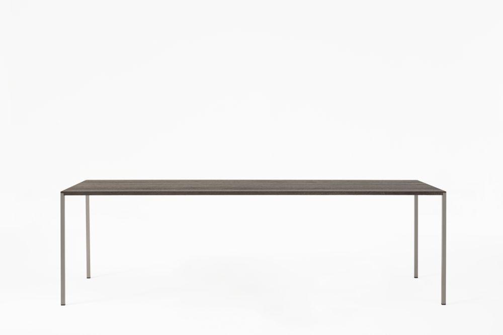 80 x 170cm, A18 Matt Ossidiana, C68 Oak Paint Moro,Desalto,Dining Tables,coffee table,desk,furniture,line,outdoor table,rectangle,sofa tables,table