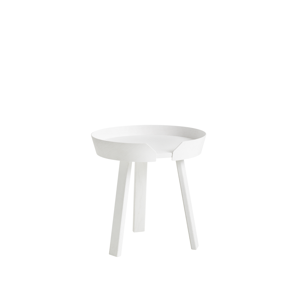 Ash,Muuto,Tables & Desks,coffee table,furniture,stool,table,white
