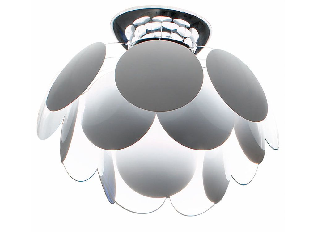 Marset - White, 53cm,Marset,Ceiling Lights,ceiling,ceiling fixture,lighting