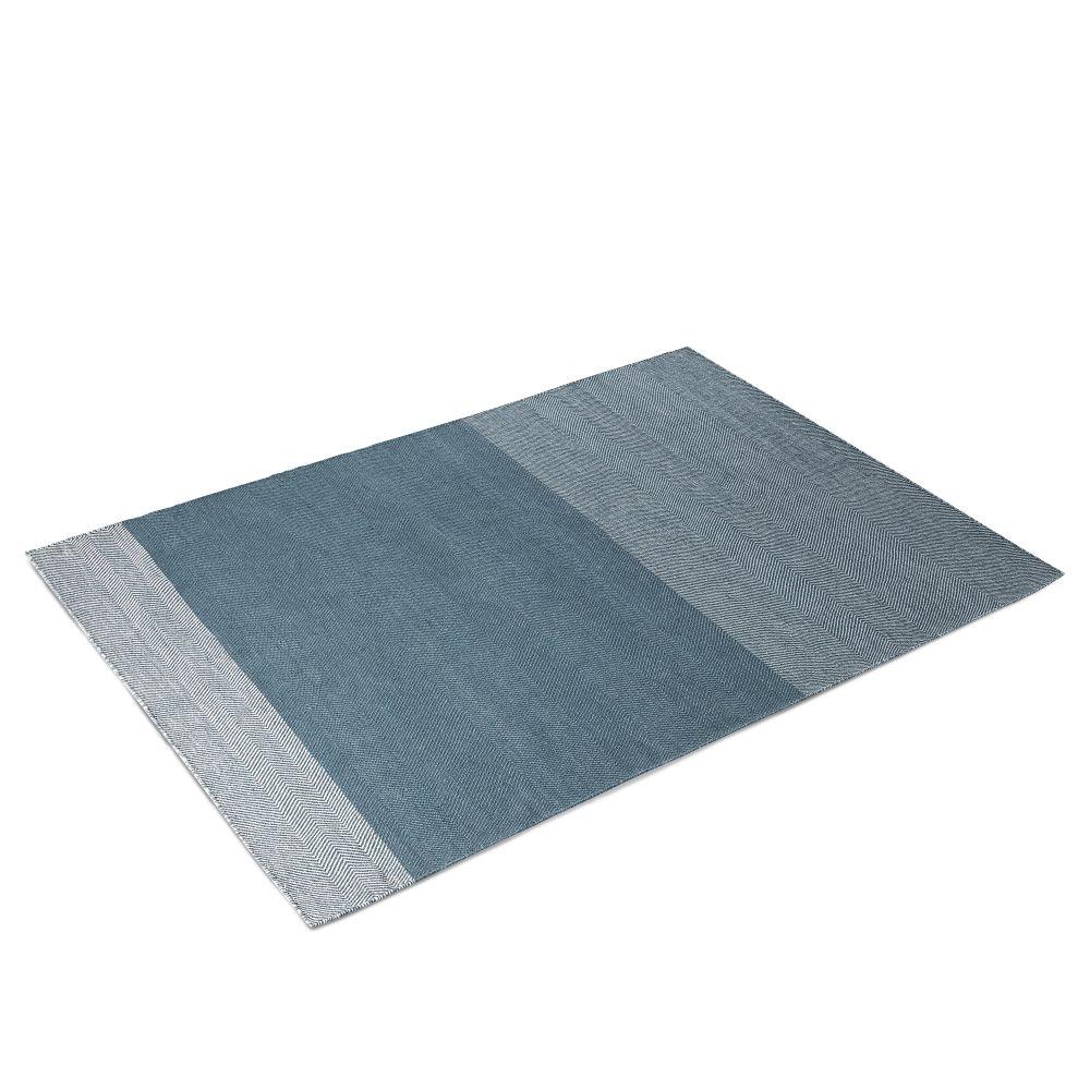 Blue, 200 x 300,Muuto,Rugs,aqua,azure,blue,mat,placemat,rectangle,teal,turquoise