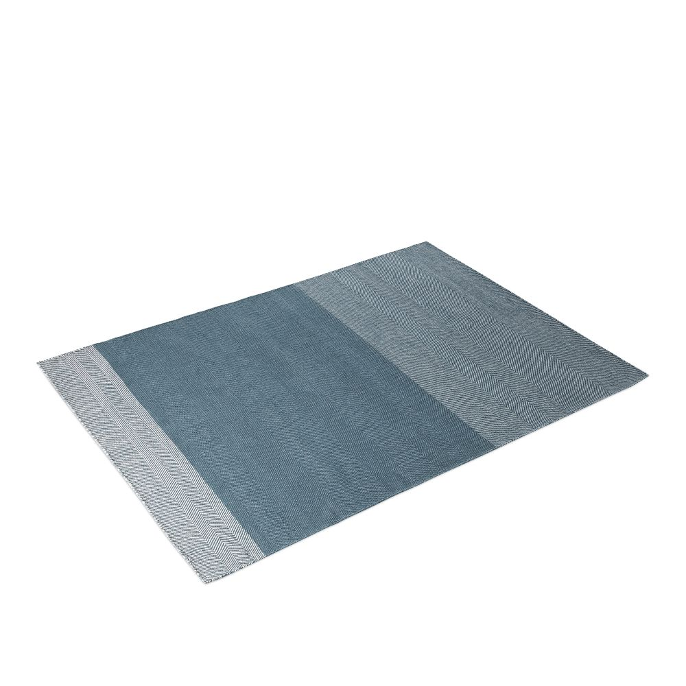 Blue, 200 x 300,Muuto,Rugs,aqua,azure,blue,placemat,rectangle,teal,turquoise