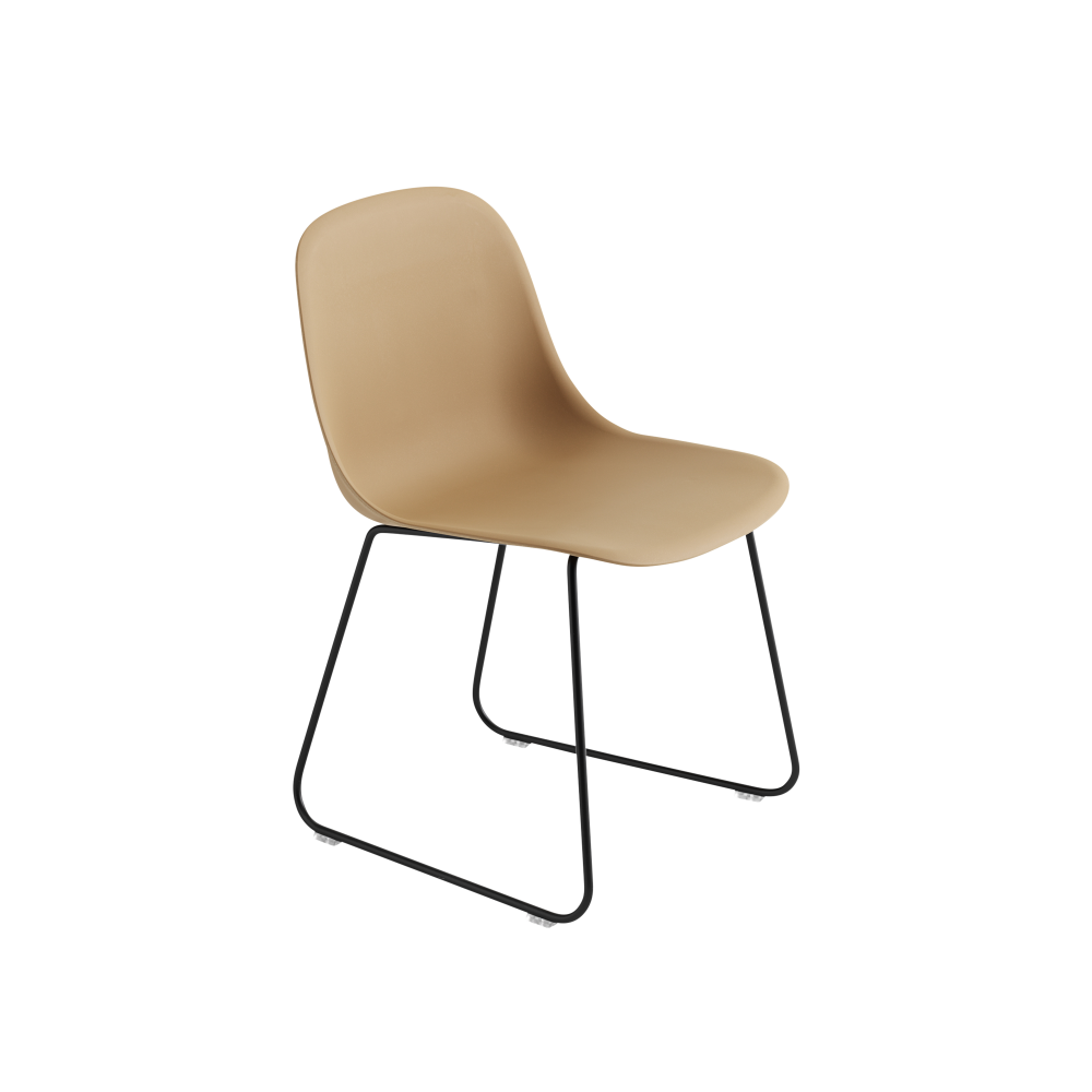 Black / Black,Muuto,Dining Chairs,beige,chair,furniture