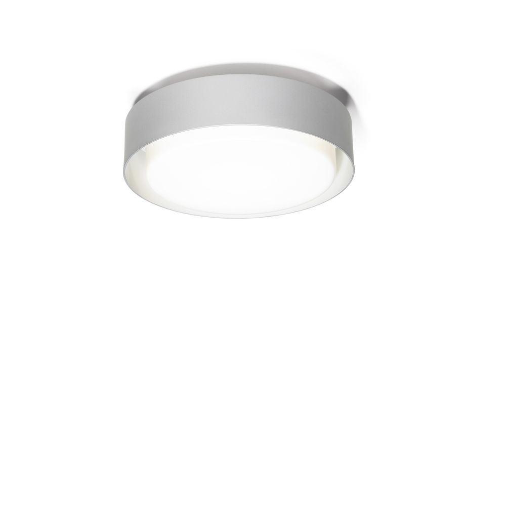 Marset - Silver Grey, 33cm, No,Marset,Ceiling Lights