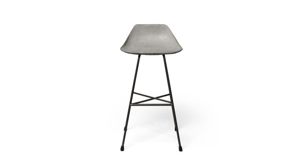 Lyon Beton,Seating,bar stool,furniture,stool,table