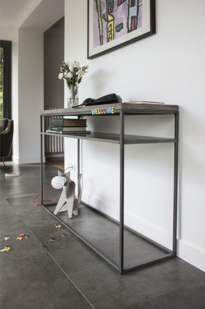 Concrete Perspective Console From Lyon Beton