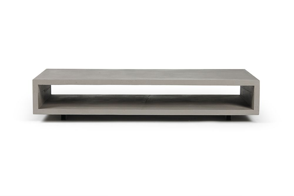 Lyon Beton,Coffee & Side Tables,coffee table,furniture,rectangle,shelf,sofa tables,table