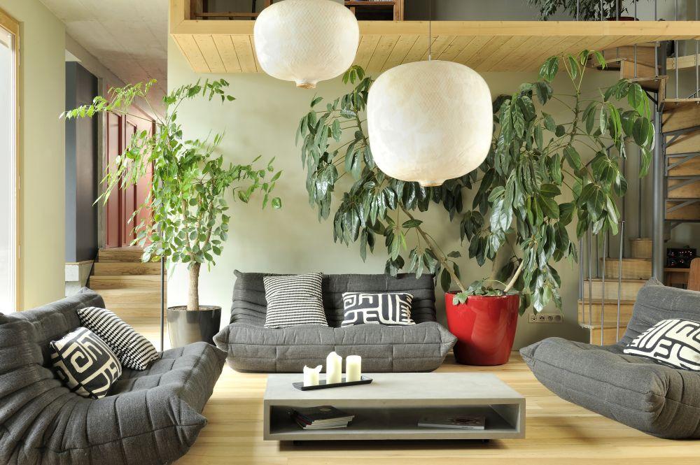 Concrete Monobloc Coffee Table From Lyon Beton