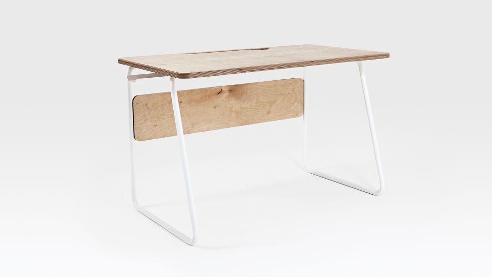 Trapeze Desk by Liqui Contracts