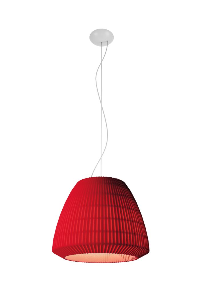 White,Axo Light,Pendant Lights,ceiling,ceiling fixture,lamp,lampshade,light,light fixture,lighting,lighting accessory,red