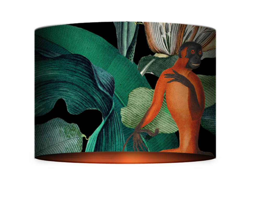 35cm,Mind The Gap,Table Lamps,fictional character,mermaid,turquoise