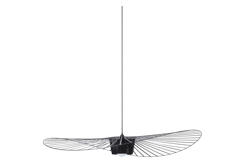 Black, Small,Petite Friture,Pendant Lights,insect,line,wing