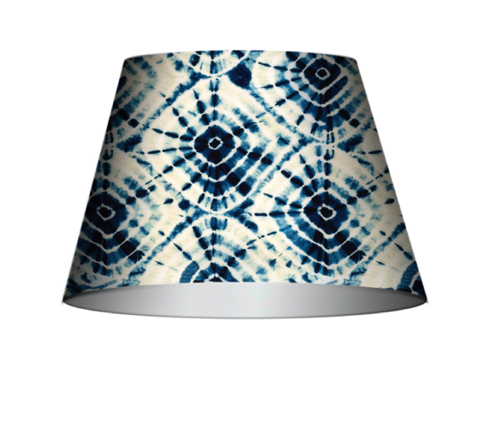 Mind The Gap,Table Lamps,aqua,blue,lampshade,lighting,lighting accessory,pattern,turquoise