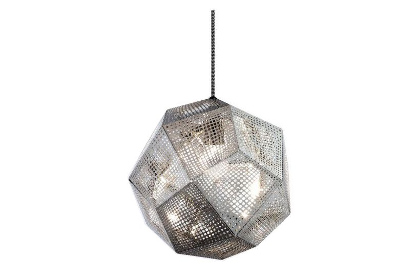 Etch Pendant Light by Tom Dixon