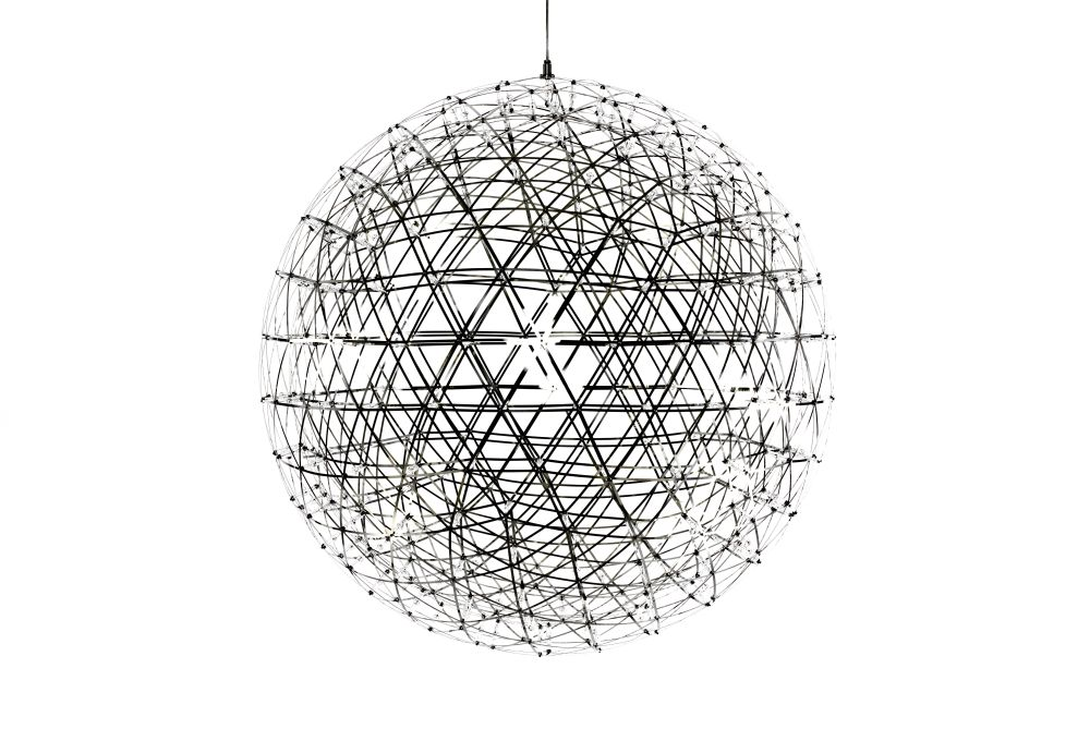 Raimond Round Pendant Light by MOOOI