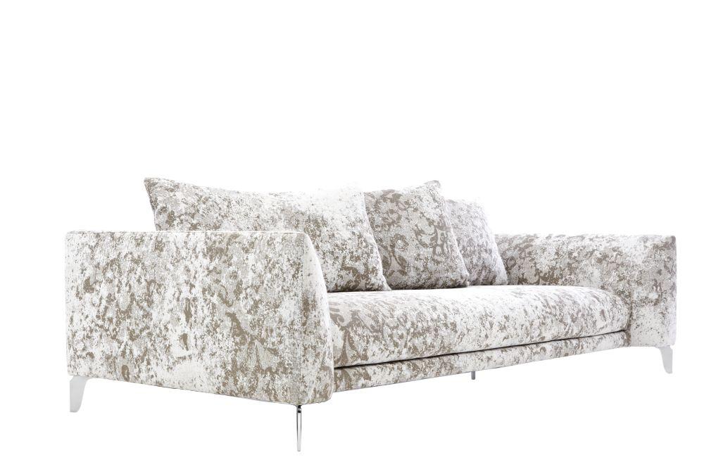 Macchedil Grezzo Black indigo, 260 cm,MOOOI,Sofas,chaise longue,couch,furniture,futon,room,sofa bed,studio couch