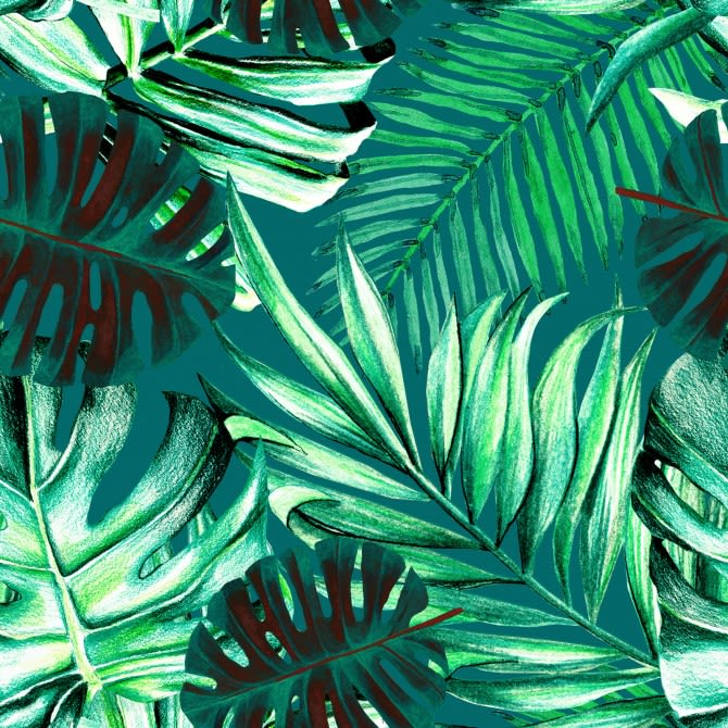Mind The Gap,Wallpapers,arecales,arrowroot family,botany,design,flower,green,leaf,monstera deliciosa,pattern,plant,terrestrial plant,tree,vegetation
