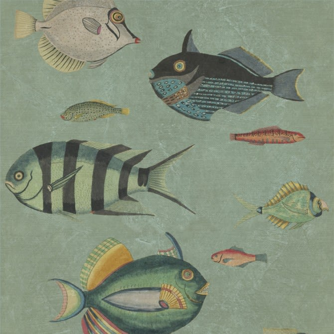 Poissons Wallpaper by Mind The Gap