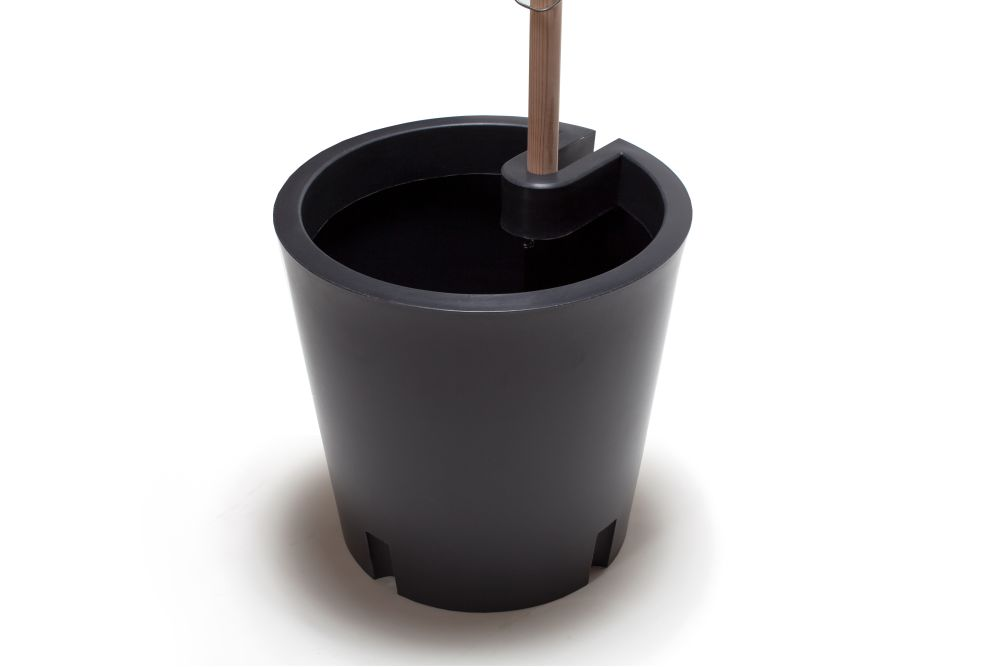 Plant Trolley anthracite,Urbanature,Planters,cylinder