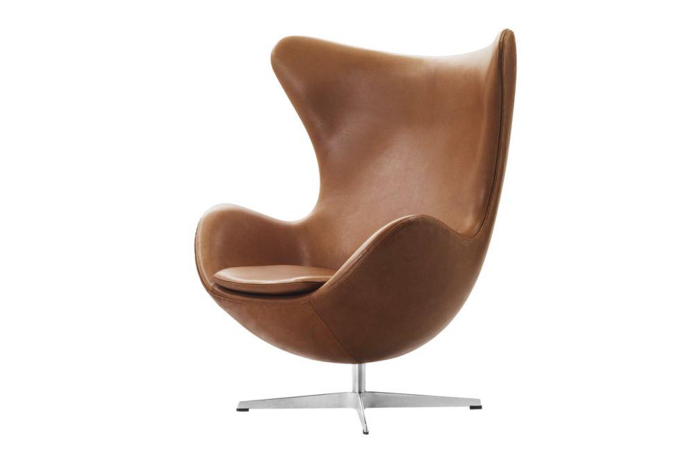 Fame 60003,Fritz Hansen,Lounge Chairs,brown,chair,furniture