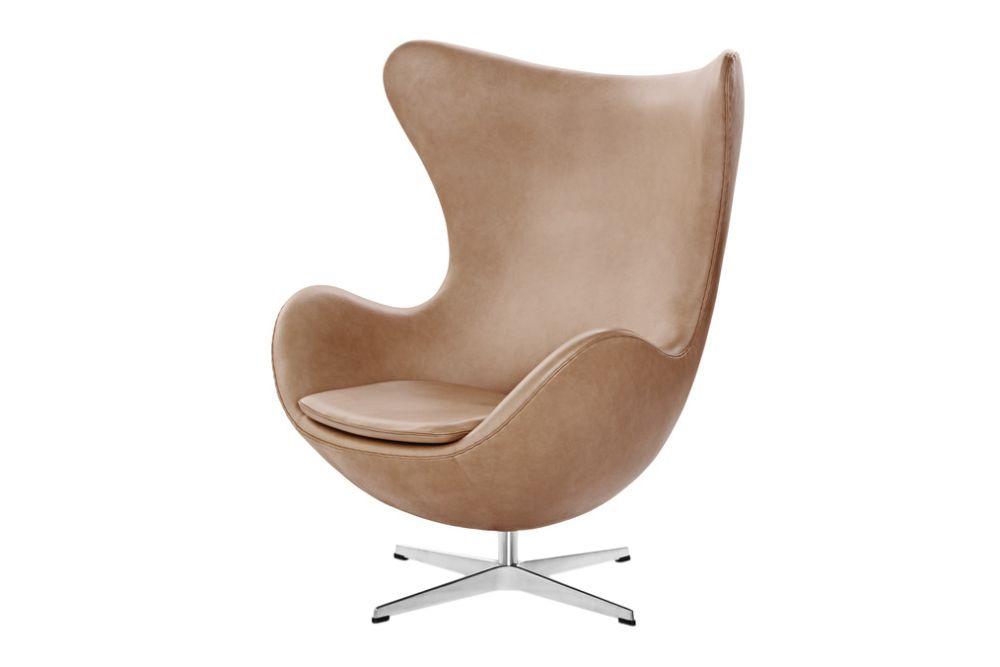 Egg Easy Lounge Chair by Fritz Hansen