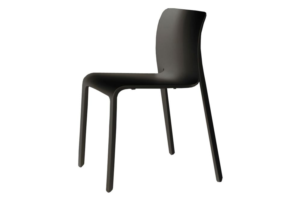 Biege,Magis,Dining Chairs,black,chair,furniture,material property