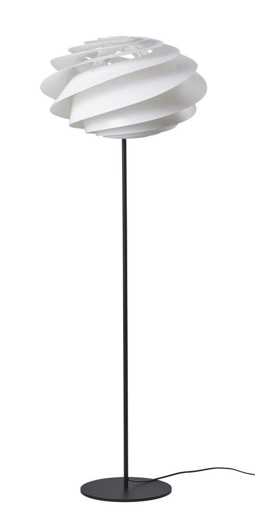 Swirl Floor Lamp by Le Klint