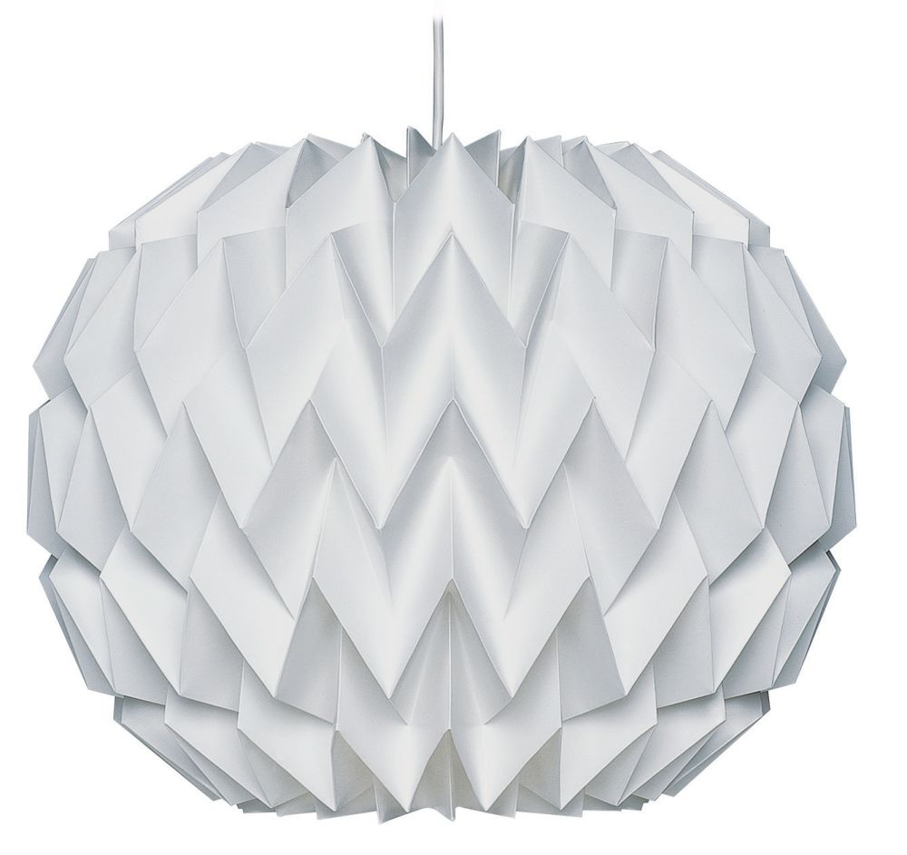 Le Klint,Pendant Lights,ceiling,design,lampshade,lighting,lighting accessory,origami,white