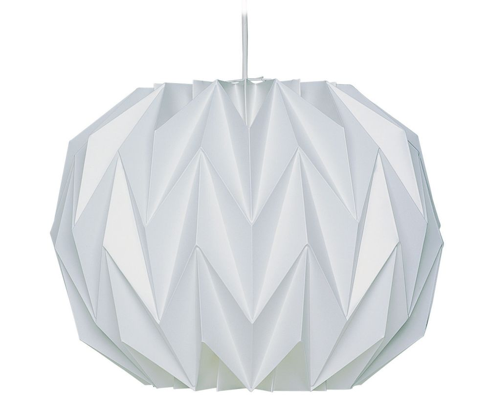 Small,Le Klint,Pendant Lights,ceiling,ceiling fixture,lampshade,lantern,light fixture,lighting,lighting accessory,origami,white