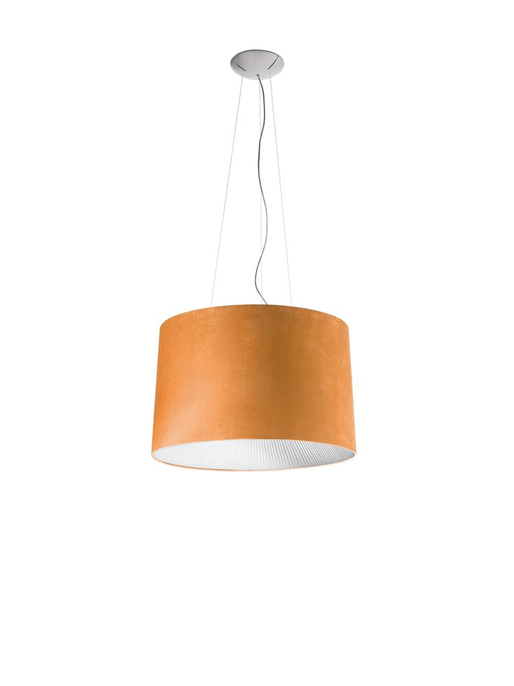 Ice White, White,  50 X 35,Axo Light,Pendant Lights,beige,ceiling,ceiling fixture,lamp,light,light fixture,lighting,orange