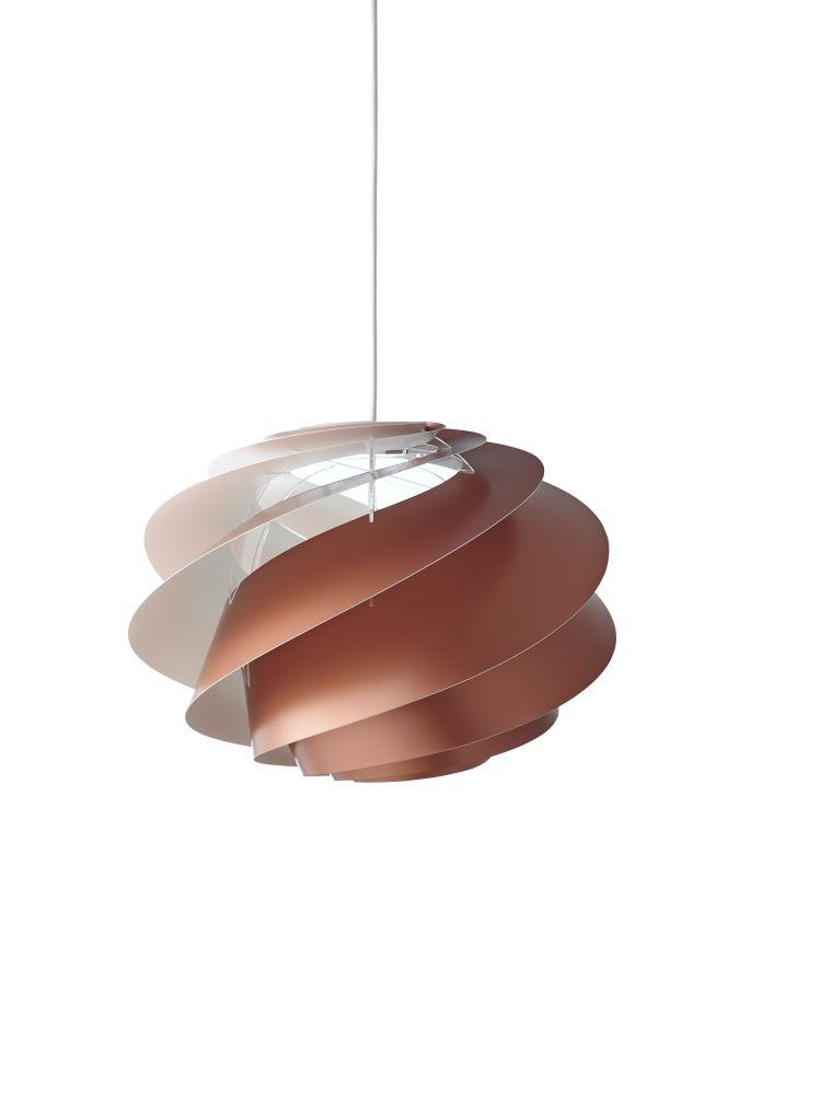 Swirl 1 Pendant Light by Le Klint