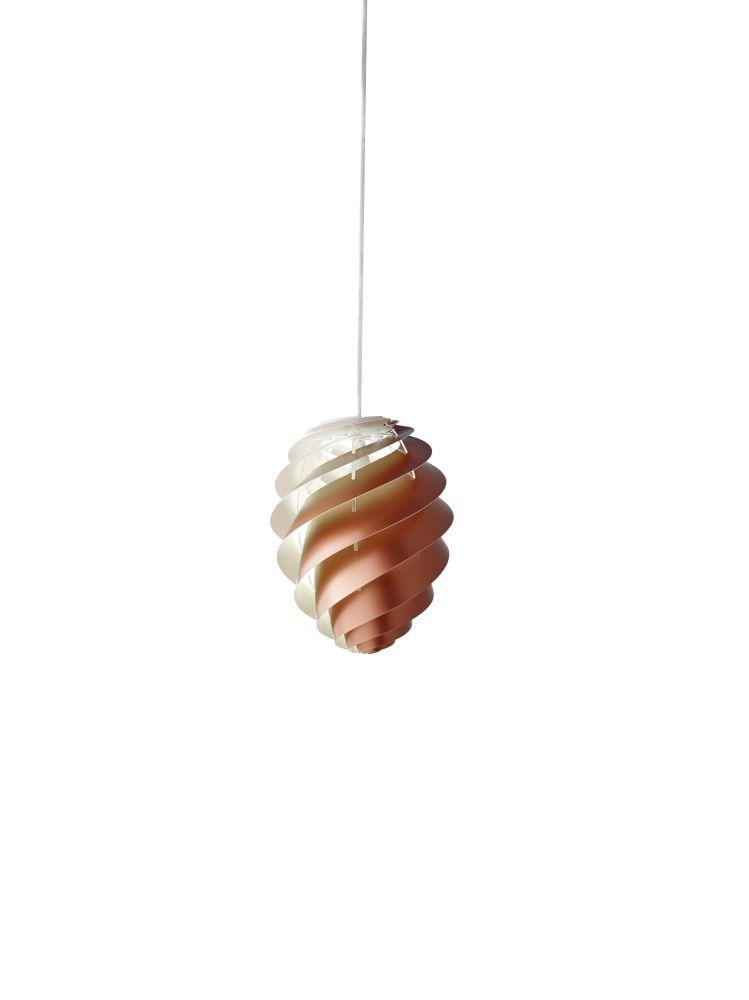 White, Small,Le Klint,Pendant Lights,chocolate