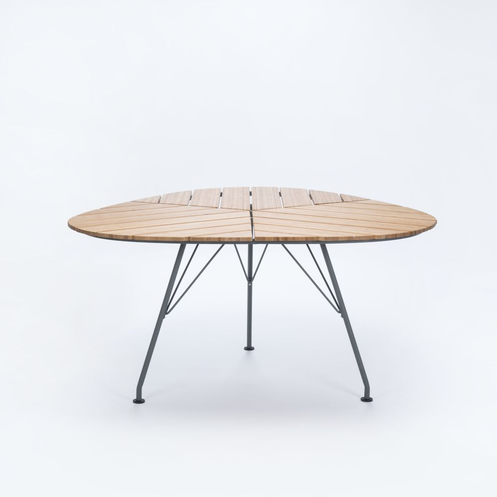 HOUE,Outdoor Tables,coffee table,furniture,outdoor table,oval,plywood,table,wood