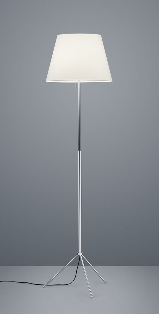 Certo Floor Lamp with Telescopic Handle by Helestra