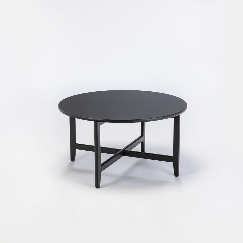 Oiled Oak, 60cm,HOUE,Outdoor Tables,coffee table,end table,furniture,outdoor table,table