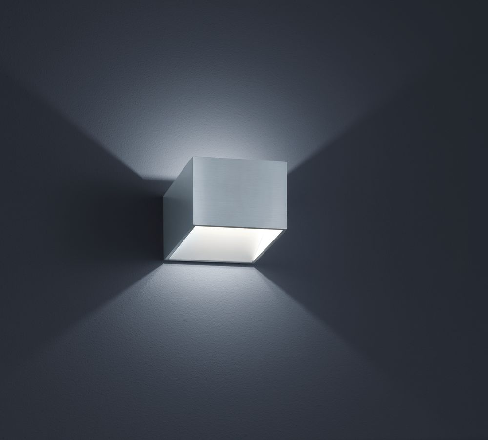 White matt,Helestra,Wall Lights,architecture,ceiling,darkness,design,light,light fixture,lighting,line,sconce,sky,still life photography,wall,white