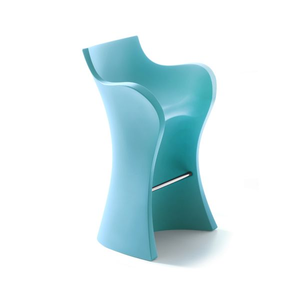 Topaz Blue,B-LINE,Stools,aqua,chair,furniture,teal,turquoise