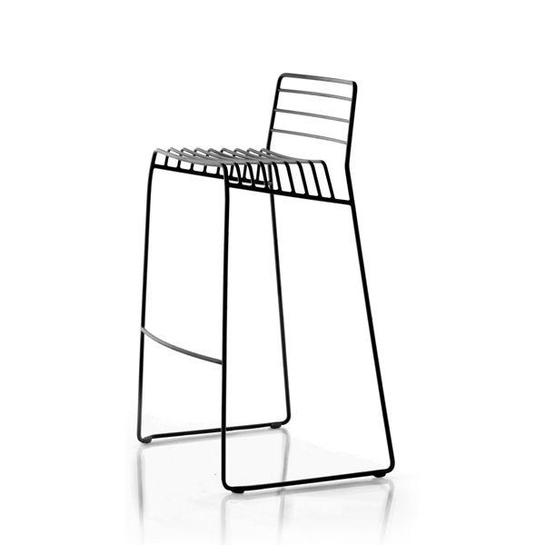 White, 85cm,B-LINE,Stools,furniture,rectangle