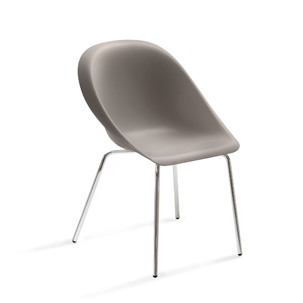 Natural Beech, White,B-LINE,Seating,chair,furniture