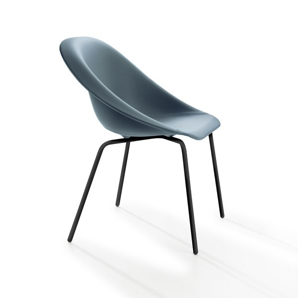 Polished Chrome, LN5506,B-LINE,Seating,chair,furniture
