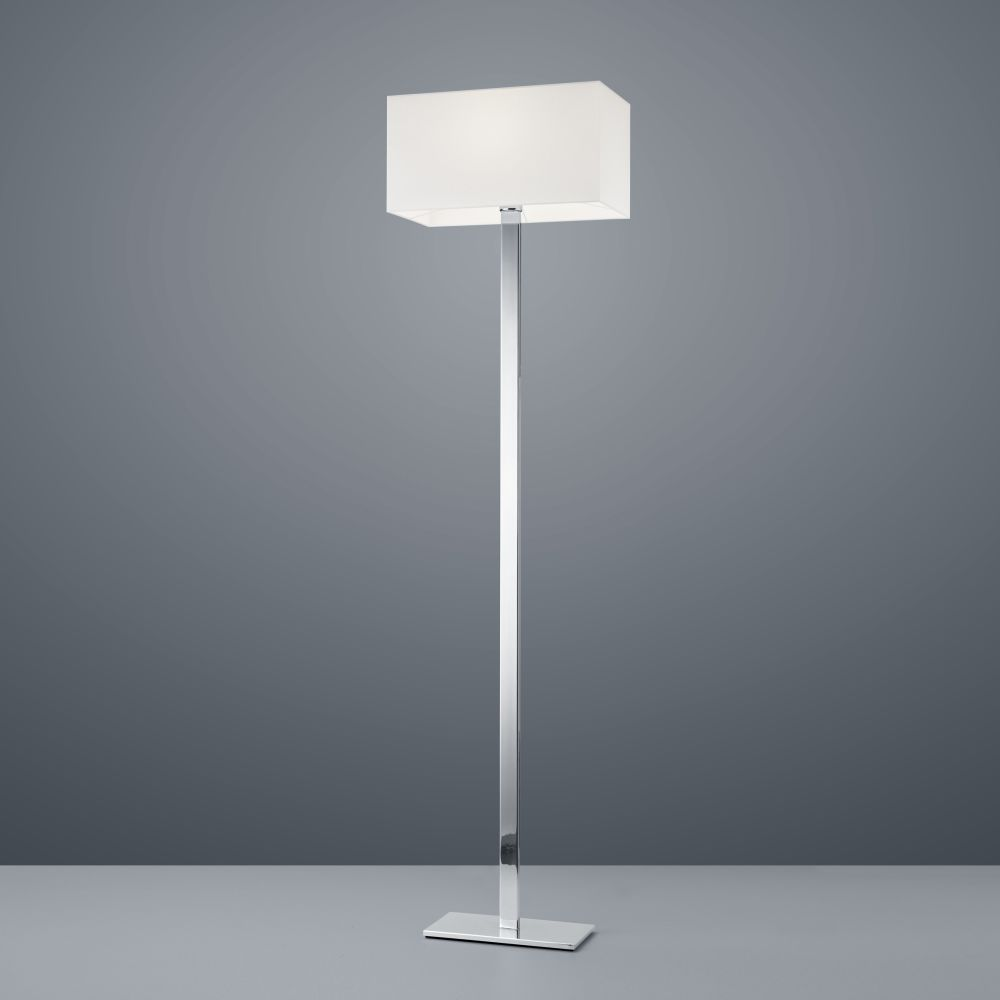 Rena Rectangular Floor Lamp by Helestra
