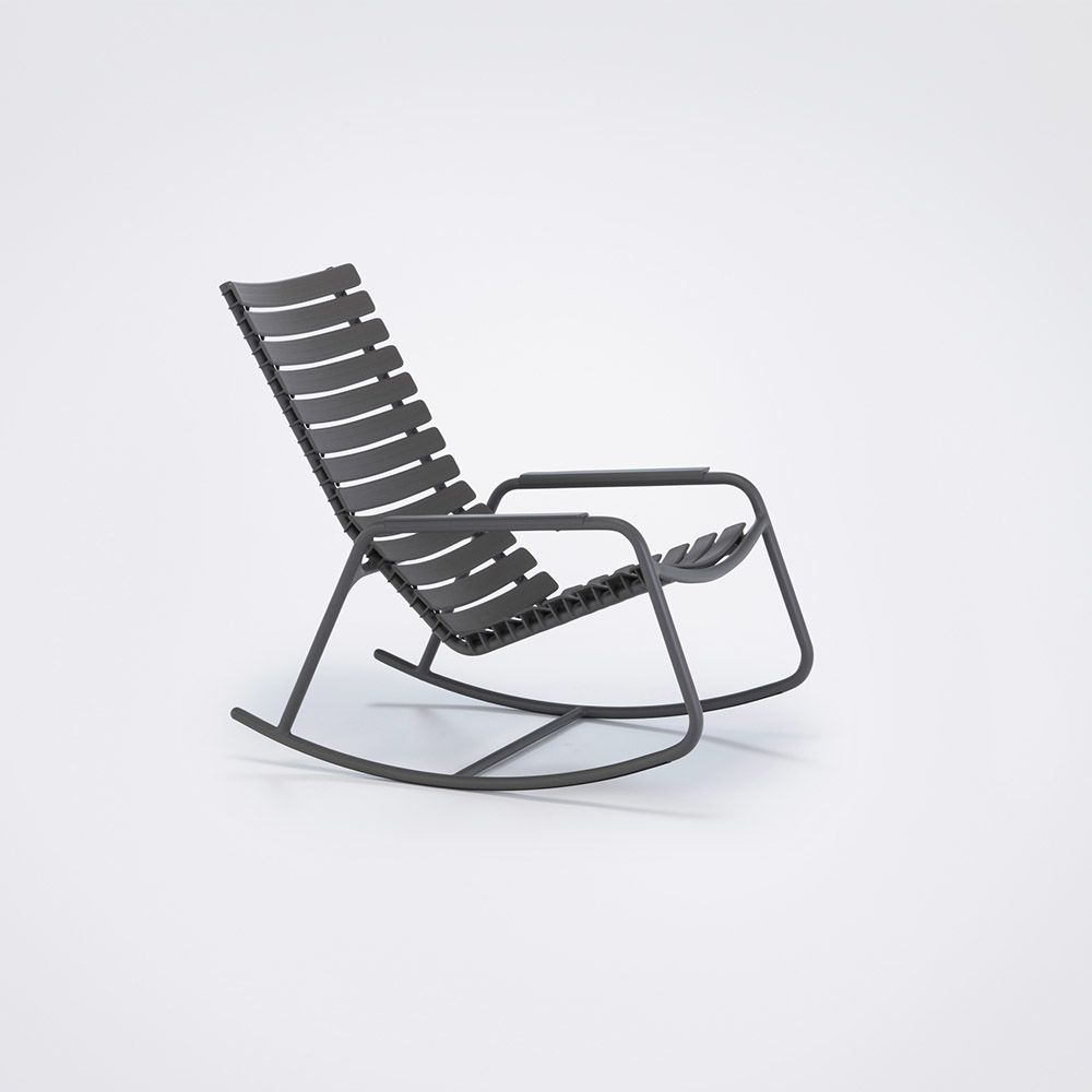Midnight Blue, Aluminium,HOUE,Outdoor Chairs,chair,furniture,rocking chair