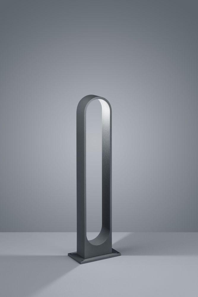 Dry Bollard Light by Helestra