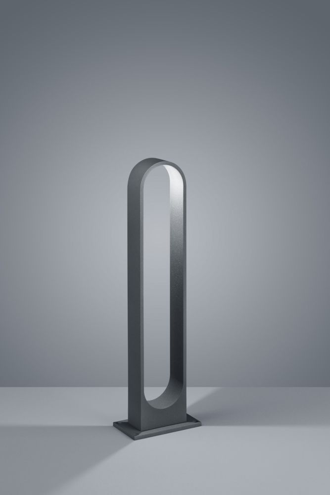Graphite,Helestra,Outdoor Lighting,cylinder