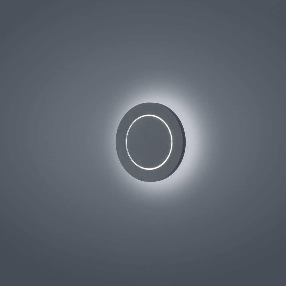 White mat,Helestra,Wall Lights,circle,sky