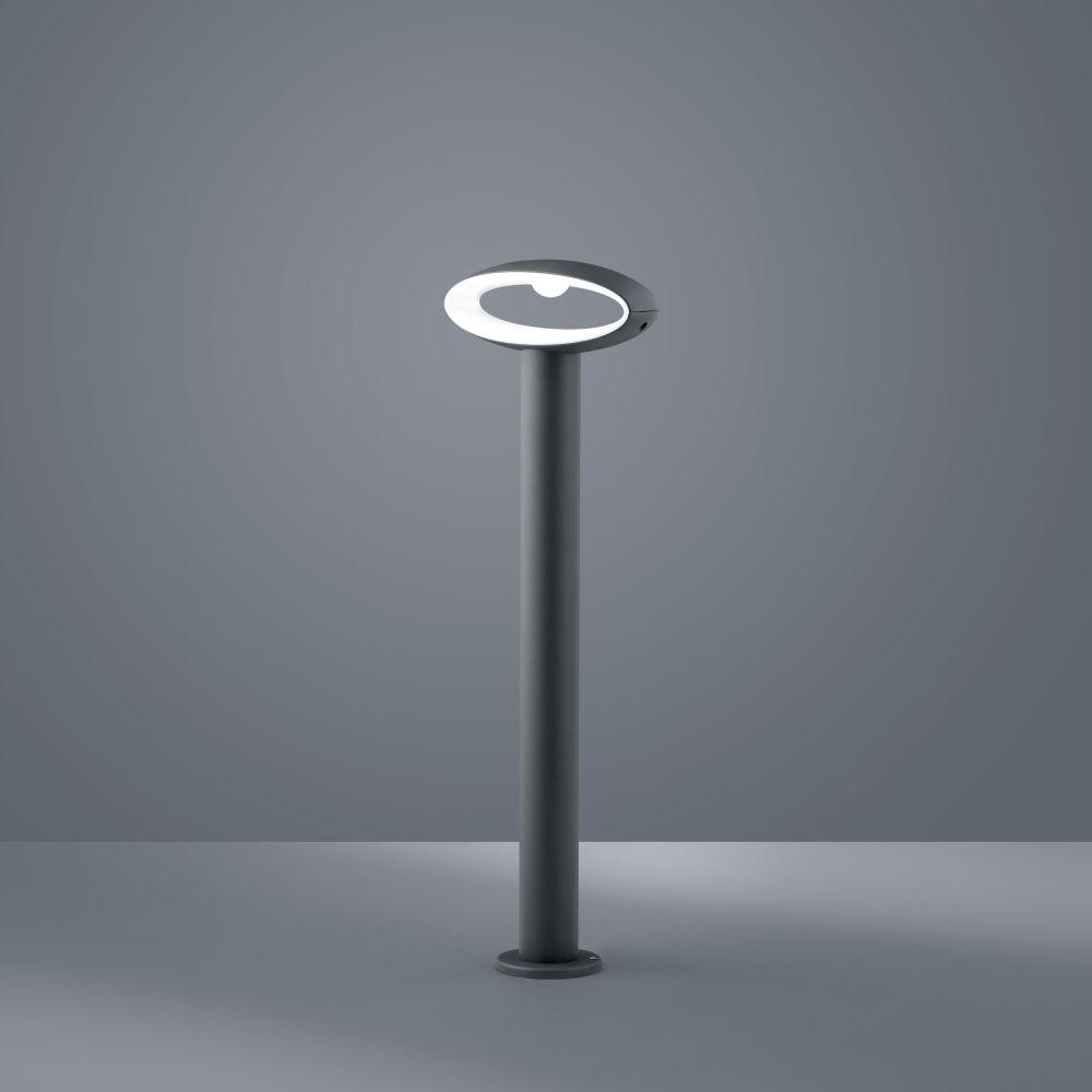 Graphite,Helestra,Outdoor Lighting,lamp,light,light fixture,lighting,product,street light