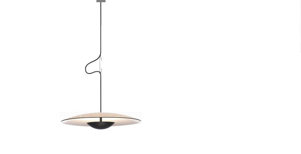 Wenge, 42cm, 1-10V, Recessed,Marset,Ceiling Lights,ceiling fixture,lamp,light fixture,lighting