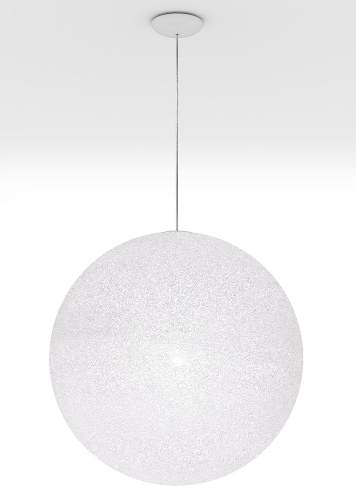 45cm,Lumen Center Italia,Pendant Lights,ceiling,ceiling fixture,lamp,lampshade,light,light fixture,lighting,lighting accessory,sphere,white